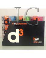 D3 K Tape Retail 9-Pack