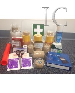 Sports First Aid Kit Custom Large